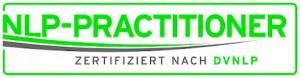NLP Practitioner mit Qualitätssiegel des DVNLP
