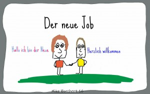 Gut in den neuen Job starten!