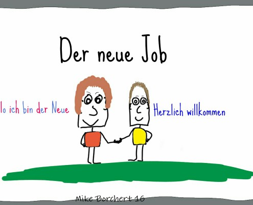 Gut in den neuen Job starten!