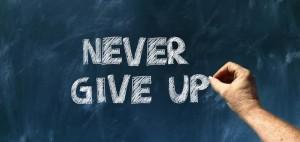Nicht aufgeben im Praktikum